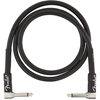Fender Professional Series Instrument Cable 3' Black