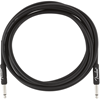 Fender Professional Series Instrument Cable 10' Black