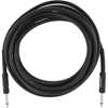 Fender Professional Series Instrument Cable 15' Black