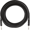Fender Professional Series Instrument Cable 18,6' Black