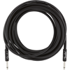 Fender Professional Series Instrument Cable 25' Black