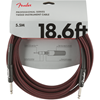 Fender Professional Series Instrument Cable 18,6' Red Tweed