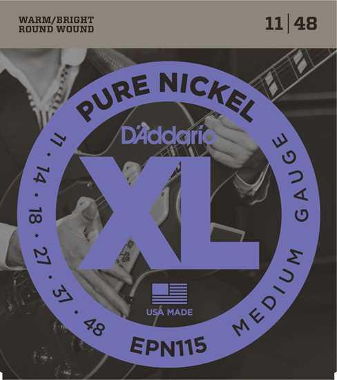 Bild på Daddario EPN115 Pure Nickel