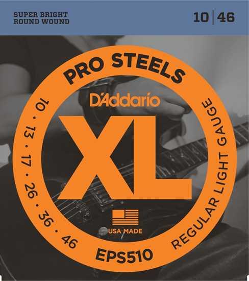 Bild på Daddario EPS510 Pro Steels