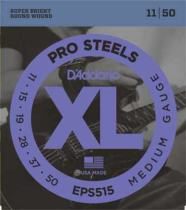 Bild på Daddario EPS515 Pro Steels