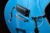 Hagström Viking Deluxe Custom Miami Blue Metallic