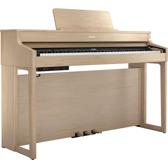 Roland HP702 Light Oak
