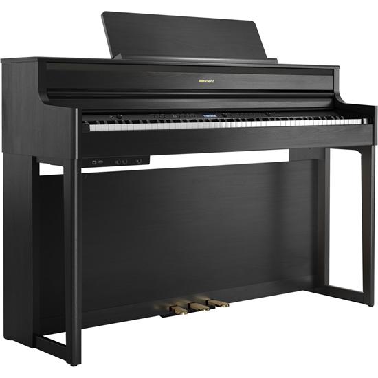 Roland HP704 Charcoal Black