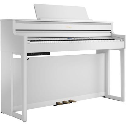 Roland HP704 White