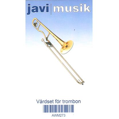 Bild på Javi Vårdset trombon
