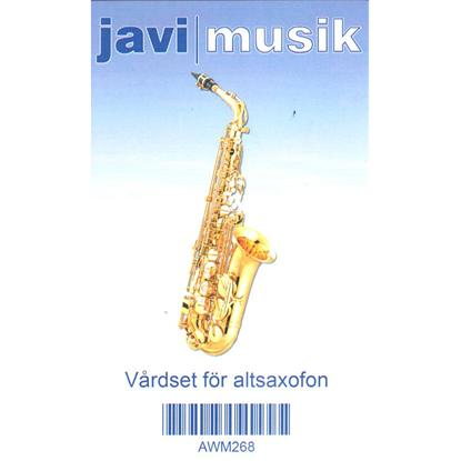 Bild på Javi Vårdset altsaxofon