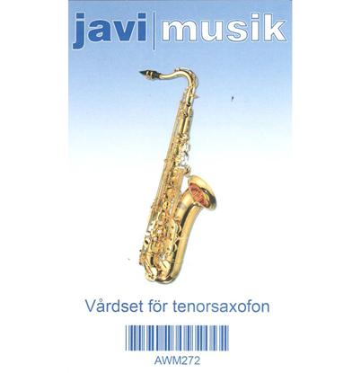 Bild på Javi Vårdset tenorsaxofon