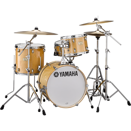 Yamaha Stage Custom Bop Kit Natural Wood