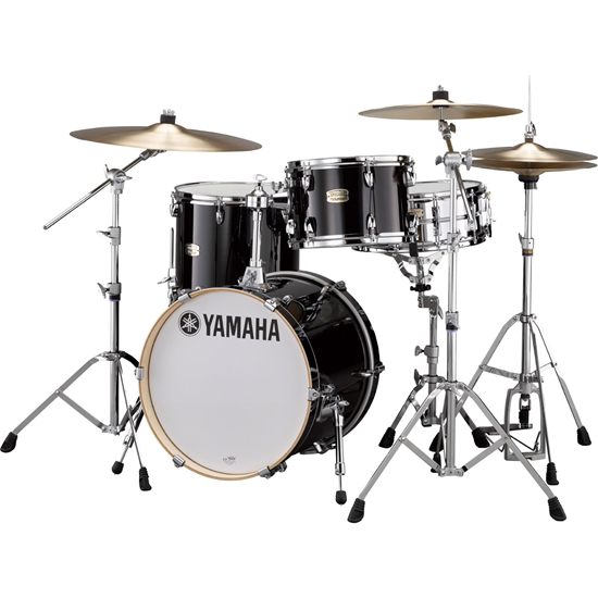 Yamaha Stage Custom Bop Kit Raven Black