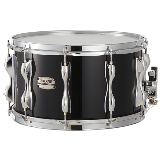 Yamaha Recording Custom Wood Snare Drum RBS1480 Solid Black