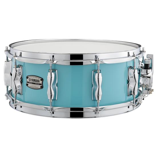 Yamaha Recording Custom Wood Snare Drum RBS1455 Surf Green