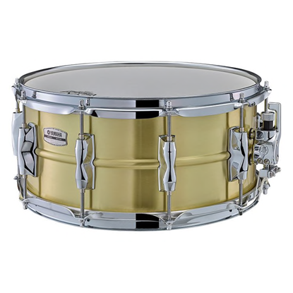 Yamaha Recording Custom Brass Snare Drum RRS1465