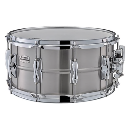 Yamaha Recording Custom Stainless Steel Snare Drum RLS1470