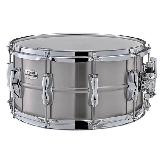 Yamaha Recording Custom Stainless Steel Snare Drum RLS1470