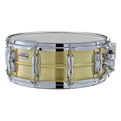 Yamaha Recording Custom Brass Snare Drum RRS1455
