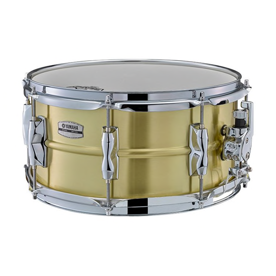 Yamaha Recording Custom Brass Snare Drum RRS1365