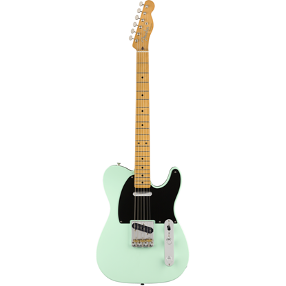 Fender Vintera '50s Telecaster Modified Maple Fingerboard Surf Green