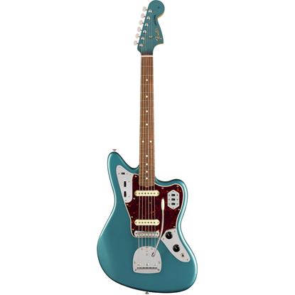 Fender Vintera '60s Jaguar Pau Ferro Fingerboard Ocean Turquoise