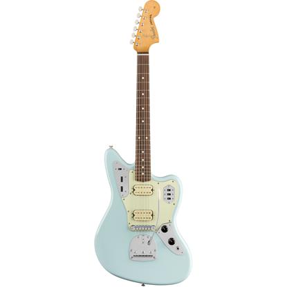 Fender Vintera '60s Jaguar Modified HH Pau Ferro Fingerboard Sonic Blue