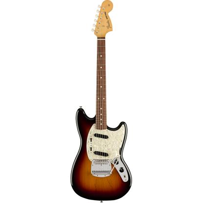 Fender Vintera '60s Mustang Pau Ferro Fingerboard 3-Color Sunburst