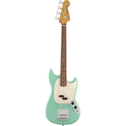 Fender Vintera '60s Mustang Bass® Pau Ferro Fingerboard Sea Foam Green