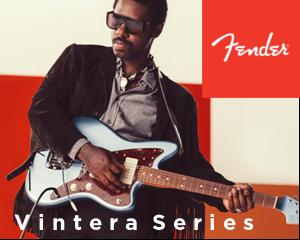 Bild för kategori Fender Vintera Series