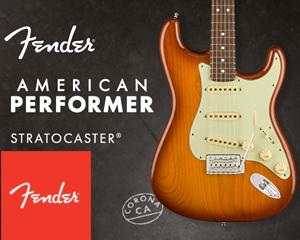 Bild för kategori Fender Performer Series