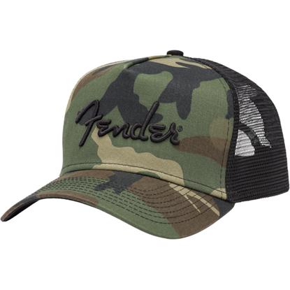 Bild på Fender Camo Snapback Hat