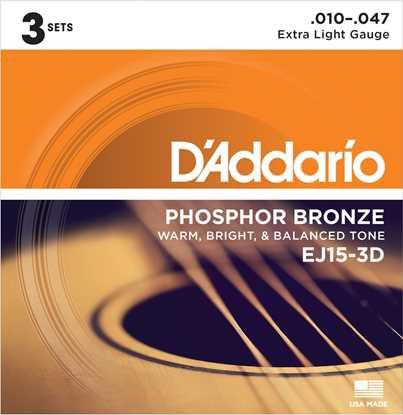 Bild på DAddario EJ15-3D