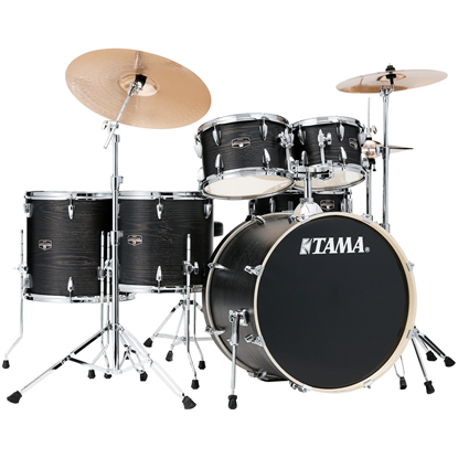 Tama Imperialstar IE62H6W Black Oak Wrap