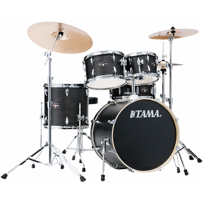 Tama Imperialstar IE50H6W Black Oak Wrap