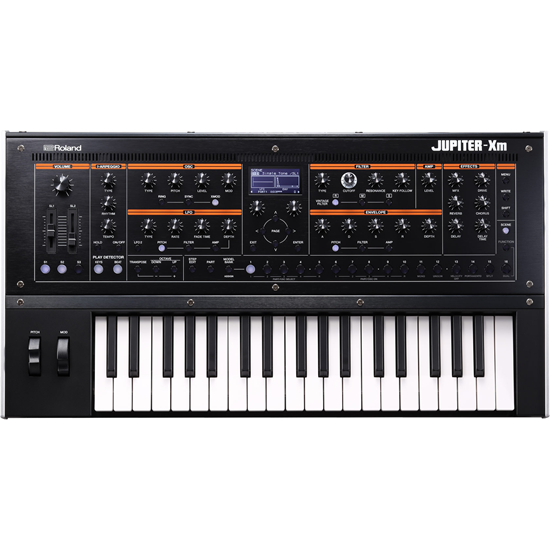 Roland JUPITER-Xm Synthesizer