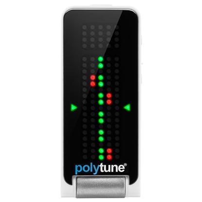 TC Electronic Polytune Clip White