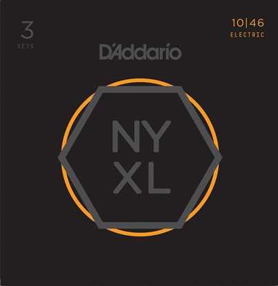 Bild på D'Addario NYXL1046-3P