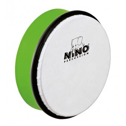 """Bild på NINO Handtrumma 6"""" - Grön"""