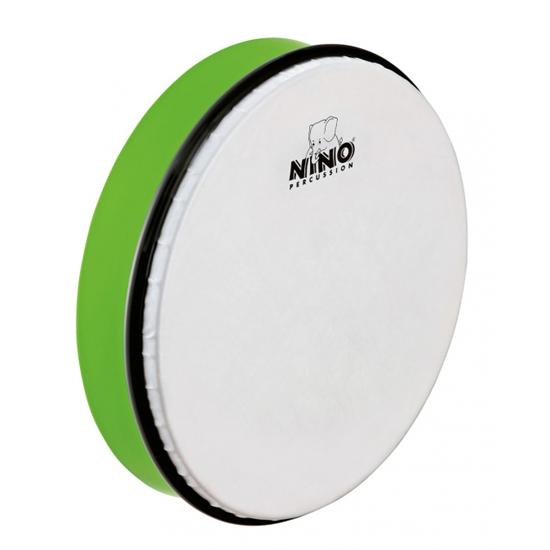 """Bild på NINO Handtrumma 10"""" - Grön"""
