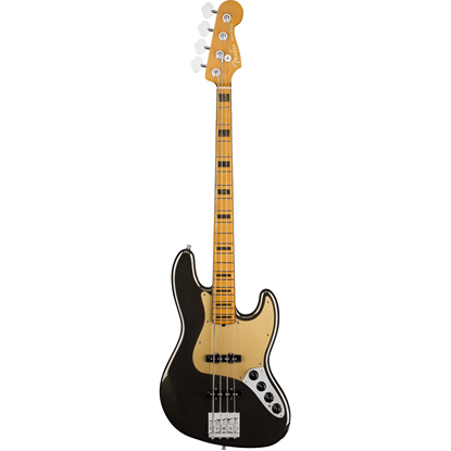 Fender American Ultra Jazz Bass® Maple Fingerboard Texas Tea
