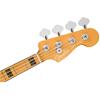 Fender American Ultra Jazz Bass® Maple Fingerboard Texas Tea