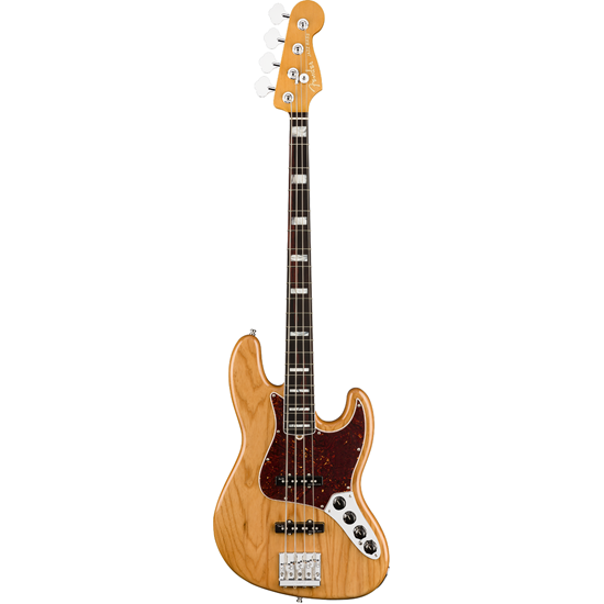 Fender American Ultra Jazz Bass® Rosewood Fingerboard Aged Natural