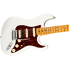 Fender American Ultra Stratocaster® HSS Maple Fingerboard Arctic Pearl