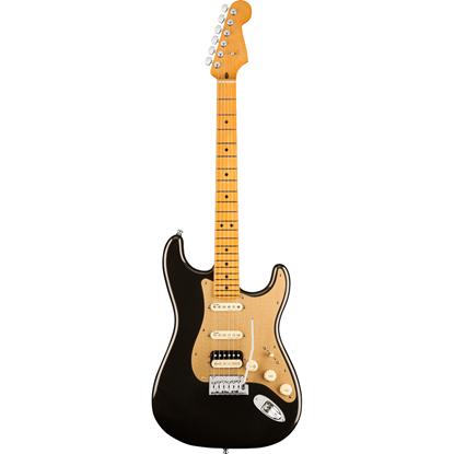 Fender American Ultra Stratocaster® HSS Maple Fingerboard Texas Tea