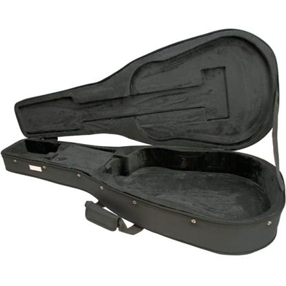 Bild på Freerange Superlight Polyfoam Case Western Guitar
