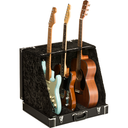 Bild på Fender® Classic Series Case Stand Black 3 Guitar