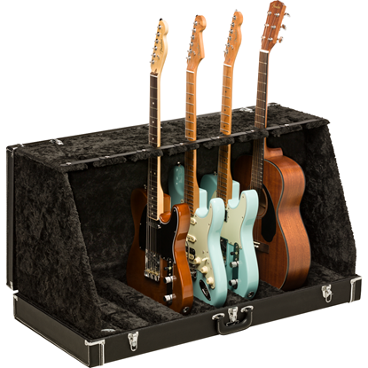 Bild på Fender® Classic Series Case Stand Black 7 Guitar