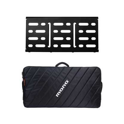Bild på Mono PACKPFX-PB-L-BLK Large pedal board black + Pro V2 Bag